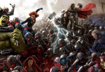 """Wszystkie filmy """"Marvel"""" w kolejności: lista. W jakiej kolejności oglądać filmy Marvela?"""