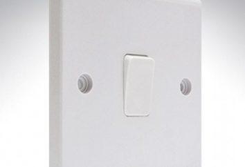 Switch-chiave: il dispositivo e le versioni