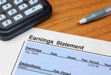 Le salaire brut – c'est combien?