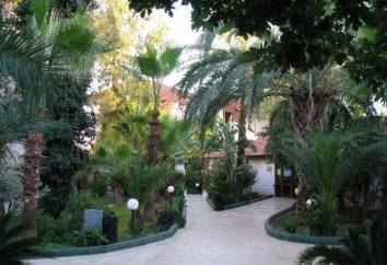 Larissa Park Hotel 3 * (Turquia, Kemer) – fotos, preços e opiniões