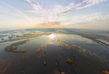 Nerl Volzhskaya River: descripción, lugares de interés