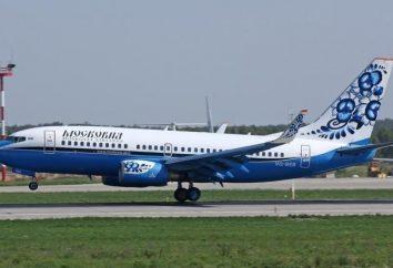 """Caratteristiche di """"Mosca"""" compagnia aerea russa"""