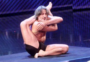 Kto jest najbardziej elastycznym człowiekiem na świecie?