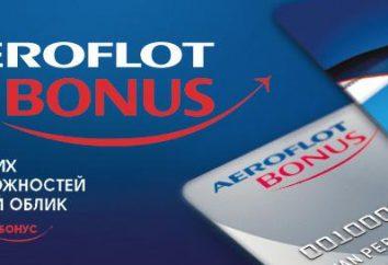 """Carta di credito (Sberbank) """"Bonus Aeroflot"""" – voli portare benefici! programma di """"Aeroflot Bonus"""" della Cassa di risparmio: Condizioni e recensioni"""
