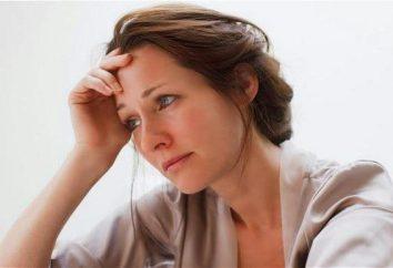 Serozometra po menopauzie: leczenie, przyczyny i objawy