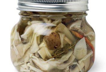 Białe grzyby – trawienie na kilka sposobów