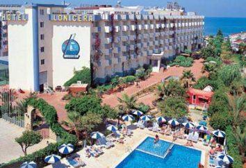 """Hotel """"Lonisera"""" Turquia especialmente relaxante. comentários"""