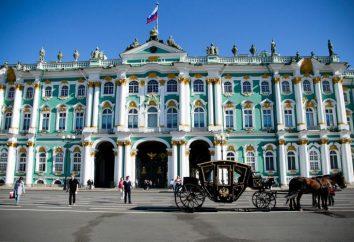 Muzeum Ermitażu. Hermitage (St. Petersburg): zbiór obrazów