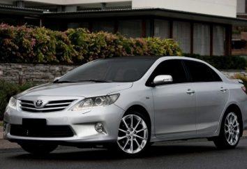 Toyota Corolla 2013 Revisão vtomobilya