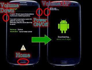 Jak migać telefon Samsung: Pasja krawiec komórkę