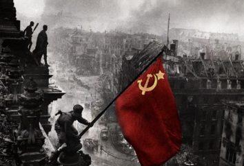Em que ano foi sobre a grande guerra patriótica? Data do fim da Segunda Guerra Mundial