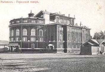 Rybinsk Teatr Dramatyczny: historia Billboard