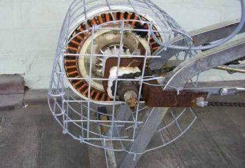 Permanentmagnetmotor, und seine Anwendung