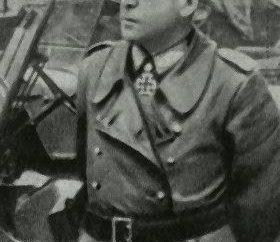 Generał Krebs: biografia ze zdjęciem