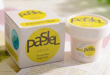 Crème pour les vergetures Pasjel. Les avis, l'instruction, la description
