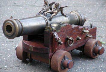 Unicorn: Pistola Shuvalov dell'artiglieria russa