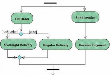 Diagramme d'activité: pourquoi il est nécessaire et comment le construire