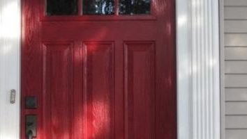 Von dem, was und wie Sie die Pisten der Haustür zu machen?