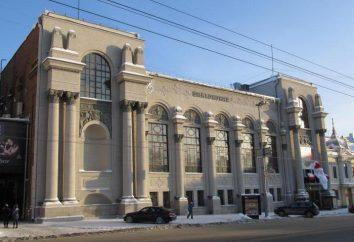 Sverdlovsk Philharmonic: Descrição, história