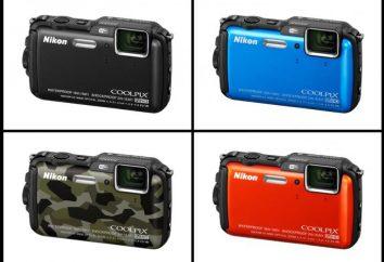 Nikon Coolpix AW120 – modello di revisione, recensioni dei clienti e degli esperti