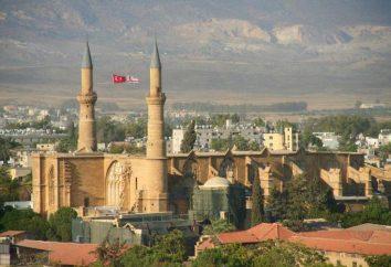 Quais são as obras arquitetônicas de Nicosia é orgulho? Hagia Sophia – o símbolo muçulmana de Chipre