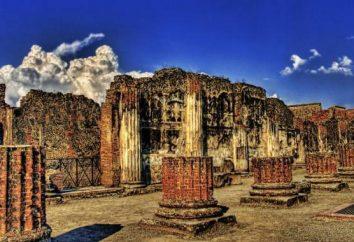 Pompeje: Historia śmierci miasta ze zdjęciami. Historia wykopalisk Pompei. Pompeje: Historia alternatywna