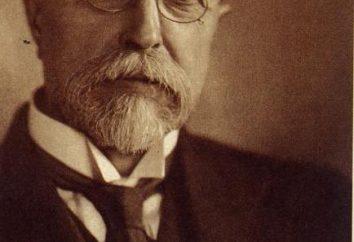 Homme politique et philosophe Tomas Masaryk: biographie, propose des activités et des faits intéressants