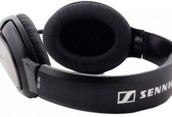 Sennheiser HD 180 Słuchawki: opinie, recenzje, dane techniczne