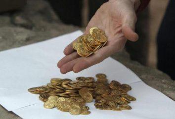 Dlaczego złote monety: wzbogacić lub stracić reputację?