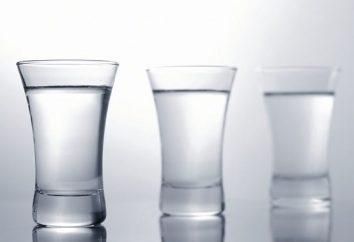 Jak rozcieńczony alkohol w domu