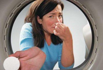 O que e como limpar a máquina de lavar do cheiro? Todos os métodos de tratamento