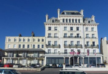 Reino Unido, hotéis em Brighton. Hotéis Brighton Avaliação