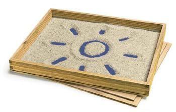 Użyteczna malowanie piaskiem na szkle?