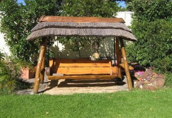 Wie eine Matratze für Gartenschaukel wählen?