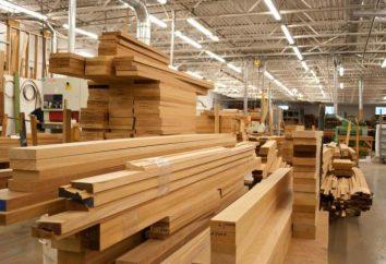 Holzverarbeitung: Eigenschaften und Produktionsprozess
