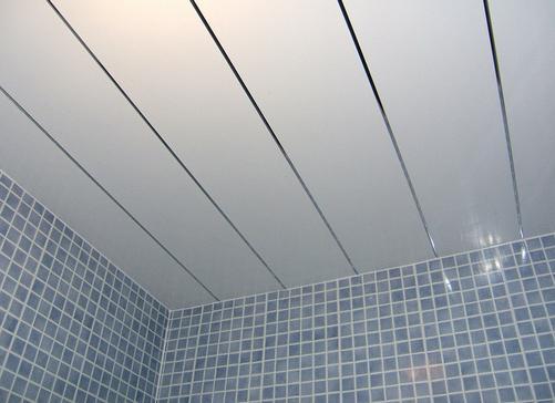 Jak Zrobić Sufit W łazience Plastikowych Paneli Własnymi Rękami