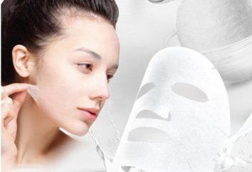 Hydrogels Gesichtsmaske von Falten: Bewertungen