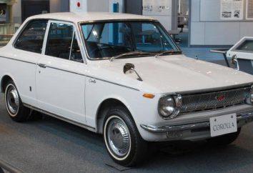"""""""Toyota"""" – série de modèles """"Corolla"""" (10 générations)"""