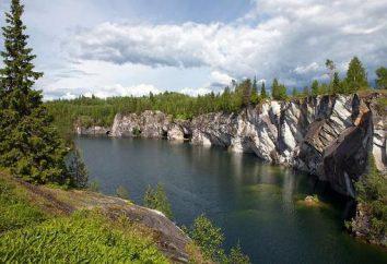 Karelia: Der See und die Natur. An welchem See den besten Urlaub?