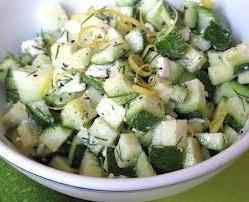 Come preparare insalate per la natura? Come si possono applicare?