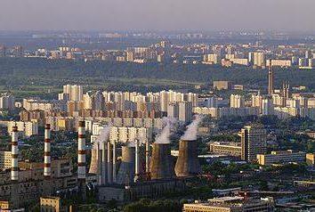 Rusia compleja construcción de maquinaria