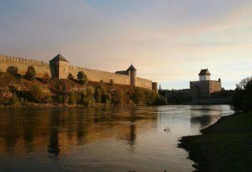 Uma viagem para Ivangorod: atrações, gostaria de ver