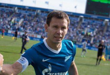 Konstantin Zyryanov: Biographie des bedeutenden russischen Fußballspielers