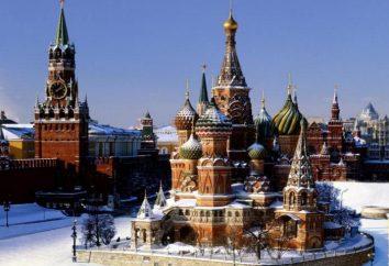 La température à Moscou en Janvier – Est-ce que le réchauffement global existe?