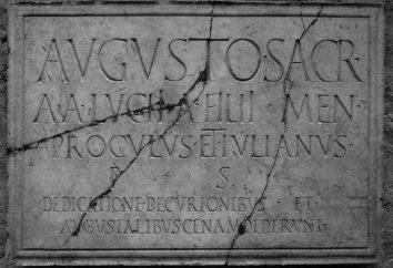 Lettres: Histoire et signification
