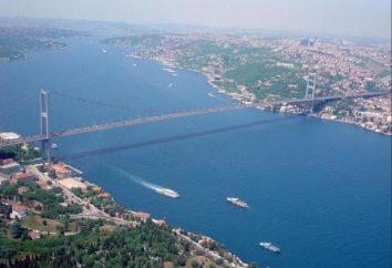 Bósforo – Estrecho en la unión de los continentes