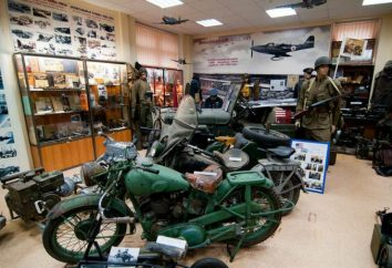 sprzętu wojskowego w muzeach Moskwy i Moskwie (foto)