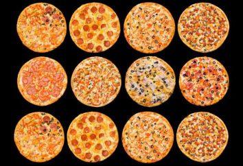 Pizza au four sur le yogourt: recette