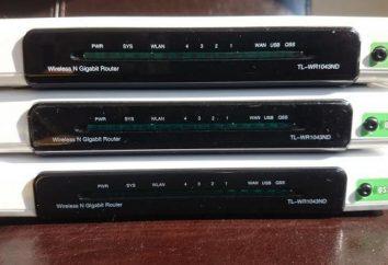 TL-WR1043ND. router bezprzewodowy. Weryfikacja i testowanie