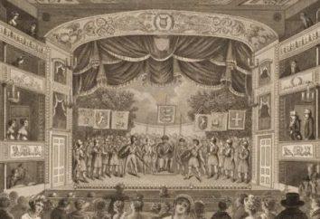 Teatr w Rosji w 18. wieku: historia i ludzie